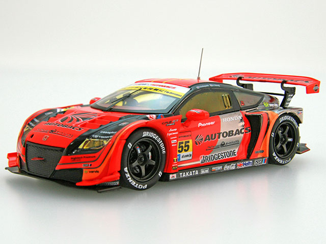 1/43 ARTA CR-Z GT SUPER GT300 2014  No.55(EBBRO 45096)
